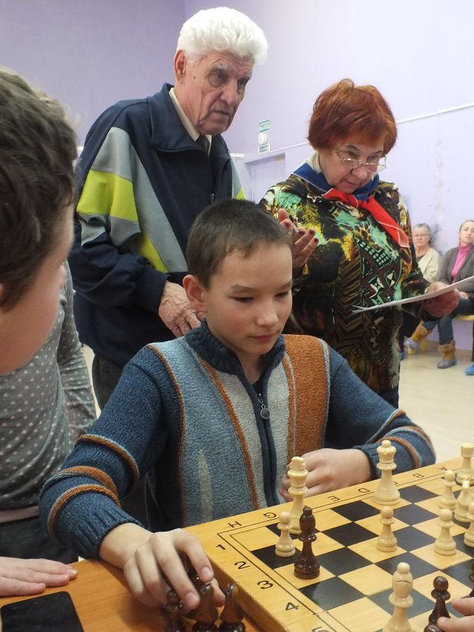 Городской турнир по шахматам среди учреждений дополнительного образования детей