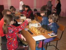 Лично-командное первенство по шахматам среди учреждений дополнительного образования детей