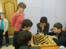 Лично-командное первенство по шахматам среди УДОД г.Рязани
