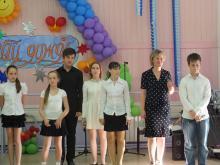 """Отчетный концерт обучающихся """"Звездный дождь"""" 2014"""
