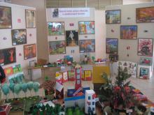 Конкурс детского творчества по противопожарной тематике