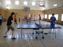 """Первенство на кубок ЦДТ """"Южный"""" по настольному теннису"""
